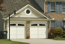 Courtyard Collection Garage Doors