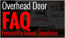 Overhead Door FAQ